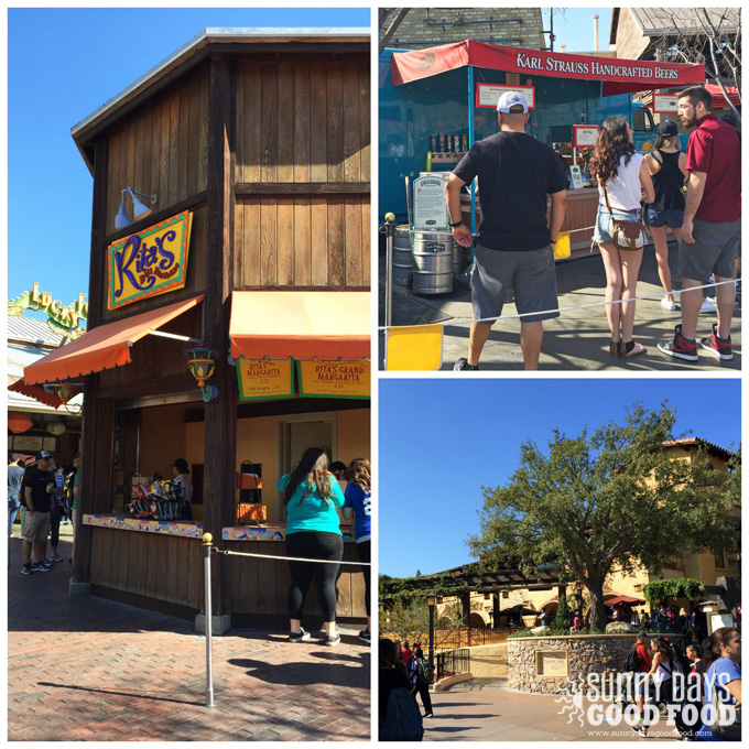 Where to get a drink at California Adventure