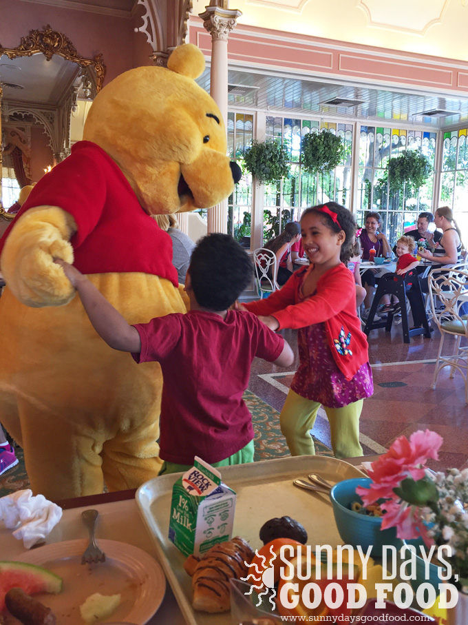 Dancing with Pooh