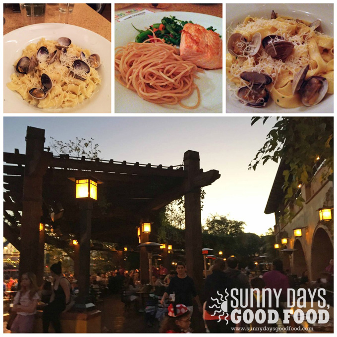 Wine Country Trattoria at California Adventure